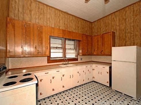 Original West Center Kitchen